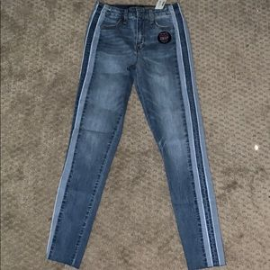 Aeropostale high waisted ankle jeggings BRAND NEW!
